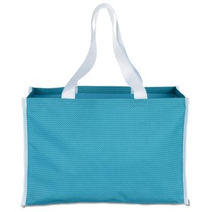 Chevron Multi-Purpose Tote - 24 hr Image 1 of 2