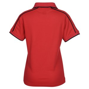 Tach Performance Polo Shirt - Ladies' Image 2 of 2