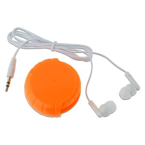 Ear Bud with Winder Image 1 of 2