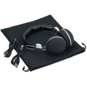 DJ Bluetooth Headphones Image 2 of 2