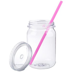 In the Mood Mason Jar - 24 oz. Image 1 of 2