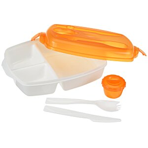 Locking Lid Lunch Container