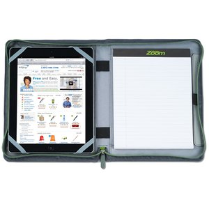 Zoom Web Tech Padfolio - 24 hr Image 1 of 5