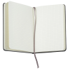 View Extra Image 1 of 2 of Moleskine Hard Cover Notebook - 5-1/2 inches x 3-1/2 inches - Graph