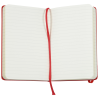 """View Image 2 of 2 of Moleskine Hard Cover Notebook - 5-1/2"""" x 3-1/2"""" - Ruled - 24 hr"""