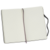 """View Image 2 of 4 of Moleskine Hard Cover Notebook - 8-1/4"""" x 5"""" - Graph - 24 hr"""