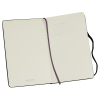 """View Image 3 of 4 of Moleskine Hard Cover Notebook - 8-1/4"""" x 5"""" - Graph - 24 hr"""