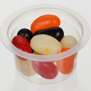 Treat Cups - Jelly Beans Image 1 of 1