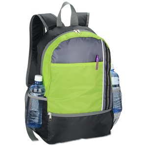 Sport Stripe Backpack