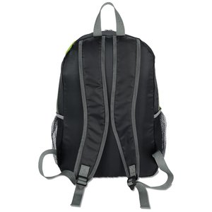 Sport Stripe Backpack Image 2 of 3
