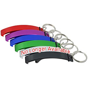 Arched Bottle Opener Image 3 of 3