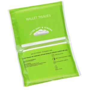 Tissue Wallet - 24 hr