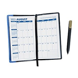 Lafayette Planner with Pen - Monthly Image 2 of 2
