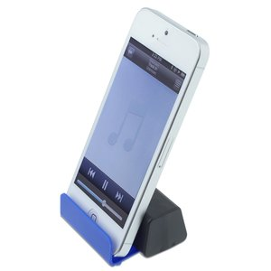 Phone Holder with Retractable Screen Cleaner Image 2 of 2