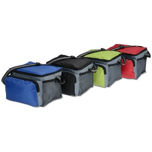 Deluxe Chromatic 6-Pack Cooler Image 3 of 3