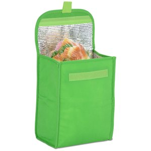 Take And Go Non-Woven Lunch Bag Image 1 of 2