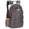View Extra Image 2 of 2 of High Sierra Fallout Laptop Backpack - Embroidered