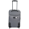 """View Extra Image 3 of 3 of Luxe 21"""" Expandable Carry-On Luggage - Embroidered"""