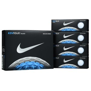 Nike RZN Tour Black Golf Ball - Dozen - Standard Ship Image 1 of 1