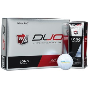 Wilson Duo Golf Ball - Dozen - Quick Ship Image 1 of 1