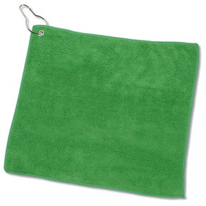 Microfiber Golf Towel Image 1 of 2