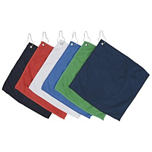 Microfiber Golf Towel Image 2 of 2