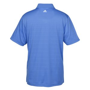 adidas Golf ClimaLite Textured Polo - Men's Image 2 of 2