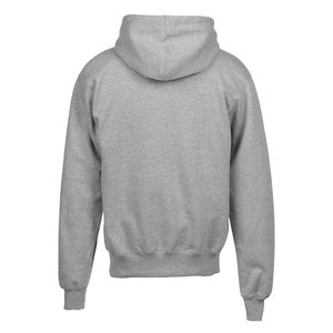 Champion Cotton Max 1/4-Zip Hoodie - Screen Image 2 of 2