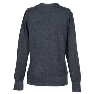 Anvil French Terry Mid-Scoop Sweatshirt - Ladies' Image 1 of 2