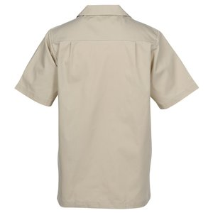 Zip Front Service Shirt - Men's - 24 hr Image 1 of 2