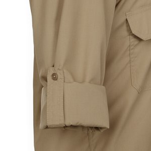 Roll-Up Sleeve Double Pocket Shirt - Men's - 24 hr