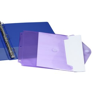 Velcro Binder Envelope - Closeout Image 1 of 2