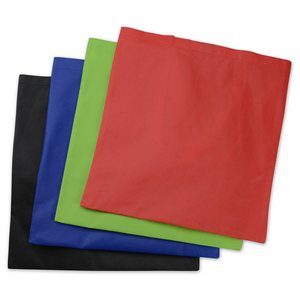 Stay Shut Non-Woven Flat Tote Image 1 of 1
