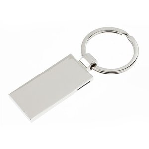 Classy Rectangle Key Tag - Closeout Image 1 of 1