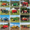 View Extra Image 1 of 1 of Antique Tractors Calendar