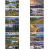 America's Charm Large Wall Calendar Image 1 of 2