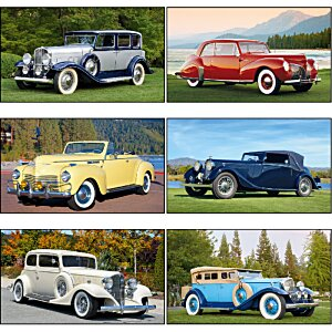 Antique Cars with 2-Month View Image 1 of 1