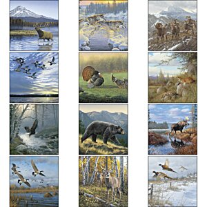 Wildlife Art Appointment Calendar Image 1 of 1