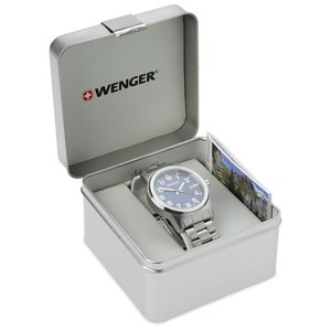 Wenger Field Watch with Bracelet - Men's Image 2 of 3