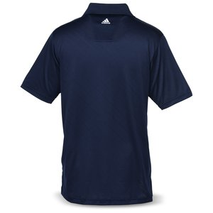 Adidas ClimaCool Diagonal Textured Polo - Men's Image 1 of 2