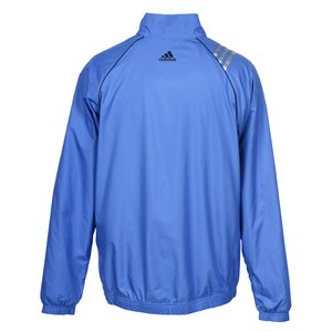 adidas ClimaLite 3-Stripes Full-Zip Jacket Image 1 of 2