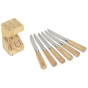 6-Piece Steak Knife Block Set Image 2 of 2