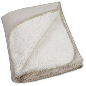 Linen Throw Blanket Image 1 of 1