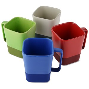 Step Up Ceramic Mug - 14 oz.