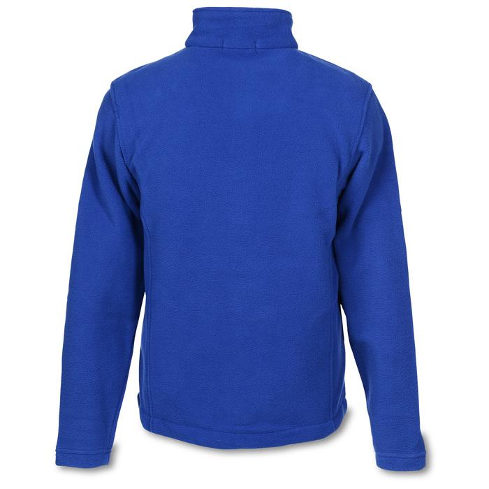 Mens long blue jacket