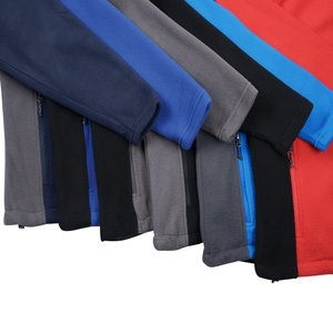 Crossland Colorblock Fleece Jacket - Men's Image 3 of 3