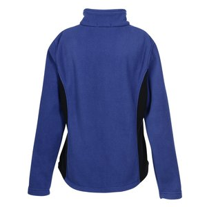 Crossland Colorblock Fleece Jacket - Ladies' Image 3 of 3