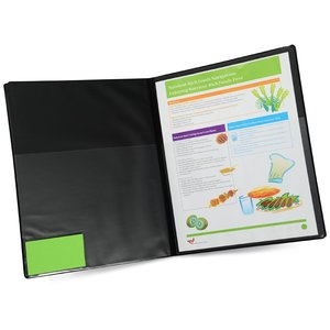 Hard Cover Premium Presentation Folder Image 3 of 3