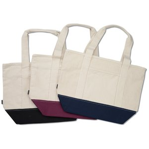 Norfolk Cotton Tote Image 2 of 2