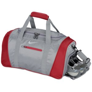 Nike Workout Plus Duffel Image 1 of 3